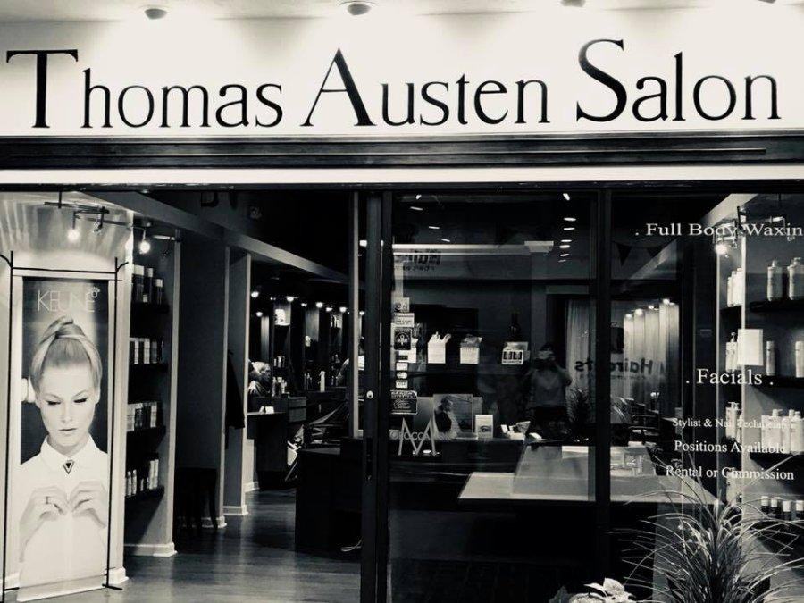 Thomas Austen Salon